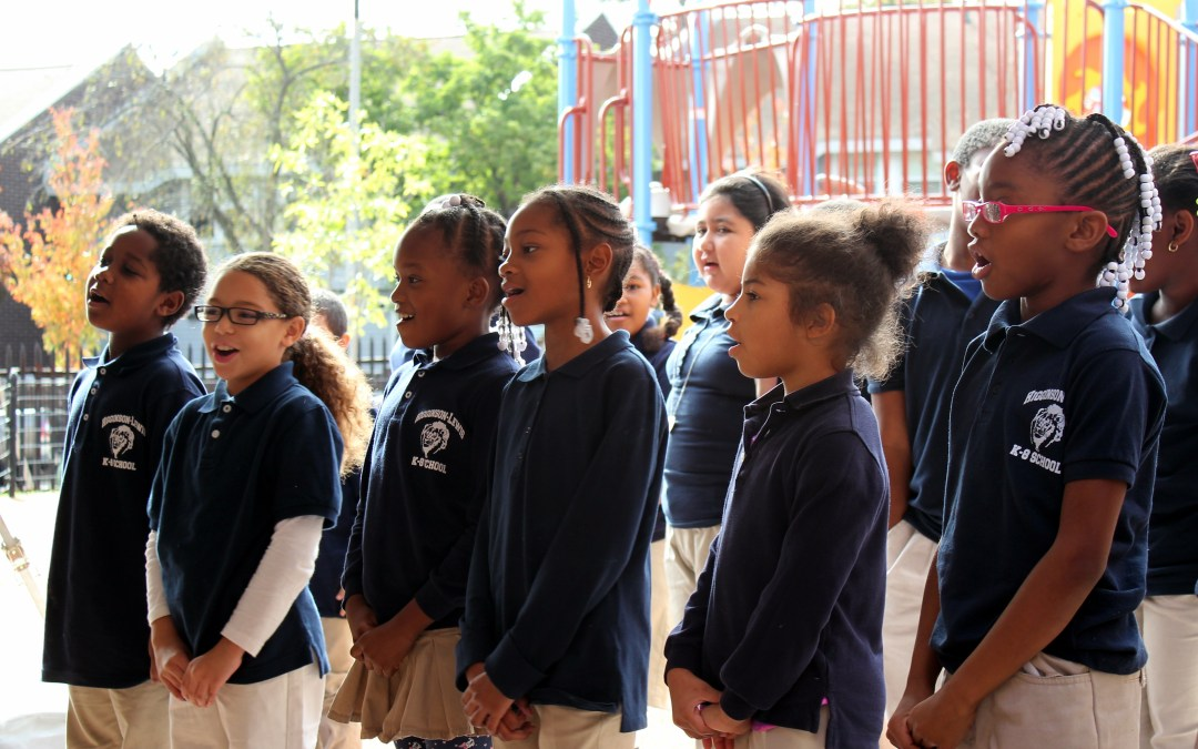 Boston Schoolyard Initiative celebrates milestones