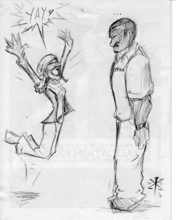 Ibi & Joe by Xander Kent