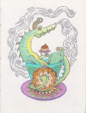 Fairie Dragon Tea