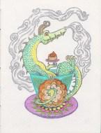 Fairie Dragon Tea