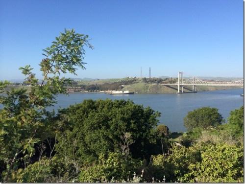 Carquinez Bridge From Vista Point (2)