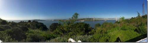 Carquinez Bridge From Vista Point