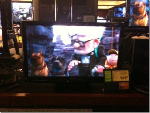 "50"" Panasonic TV to replace the onne that died in the family room"