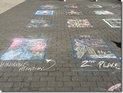 UCSF Street Chalk Art Contest