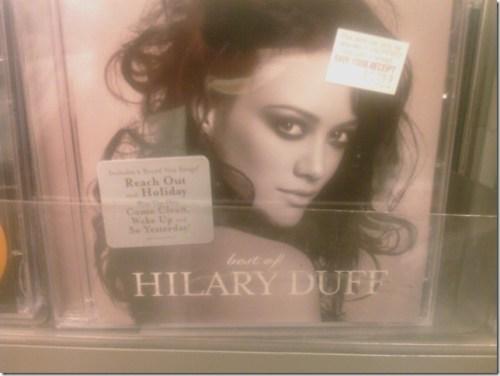 Best Hillary Duff