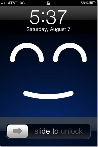 iPhone Face