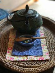 Blended custom tea