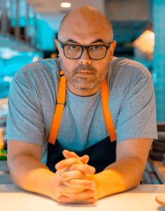 Chef Carlos García tomada de la Web obramiami.com