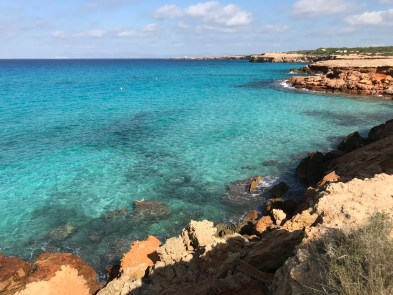 Raco de Sas Pedreres - Formentera