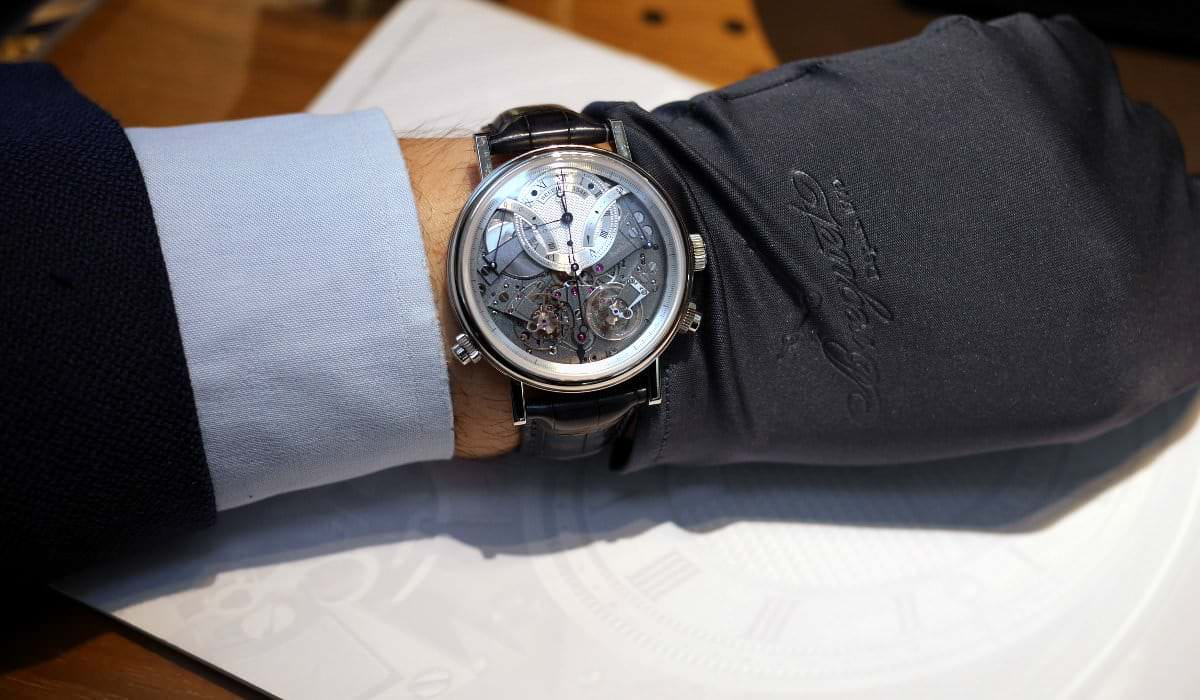 Breguet Tradition Chronographe Independant 7077 Here Is