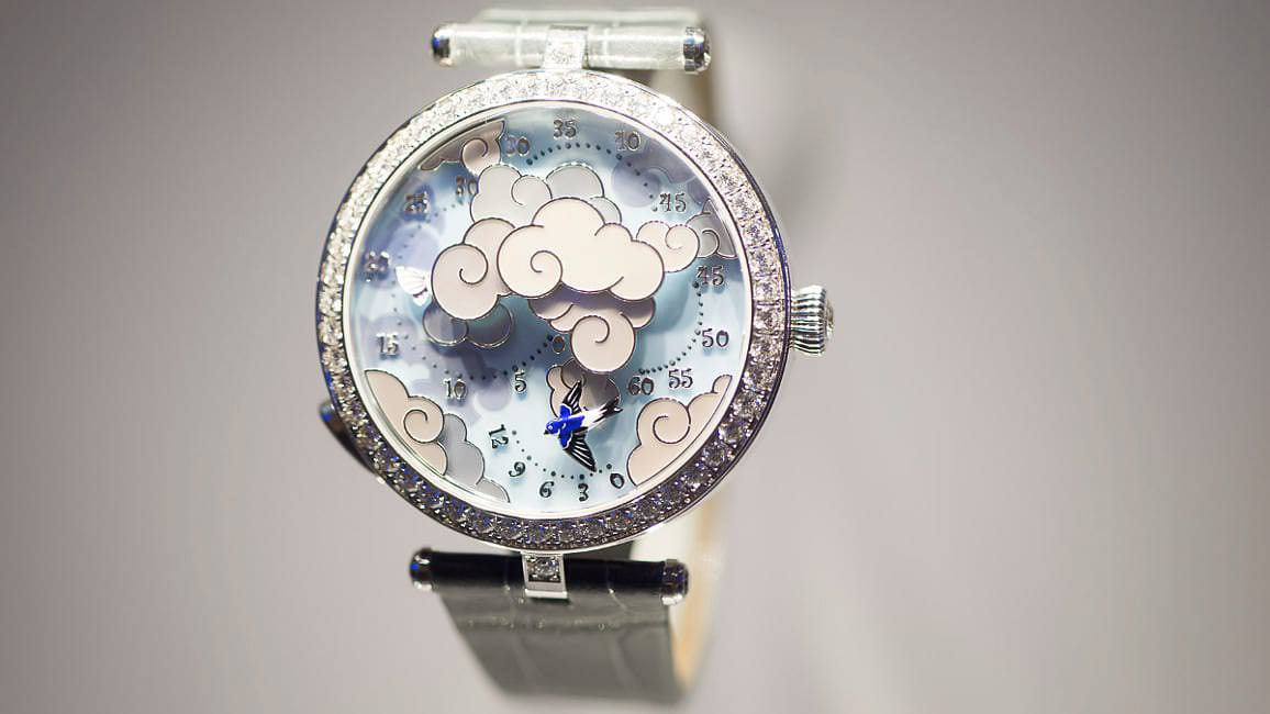 Van Cleef Amp Arpels And Their 2016 Poetic Complications