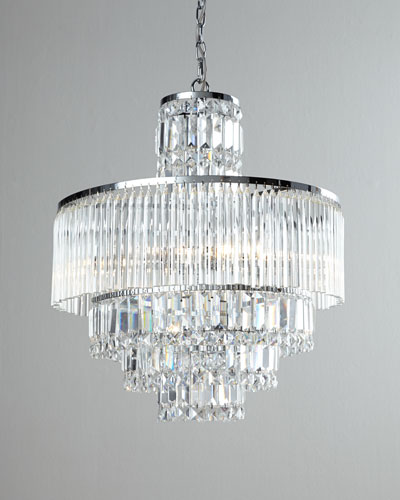 Handcrafted Crystal Chandelier