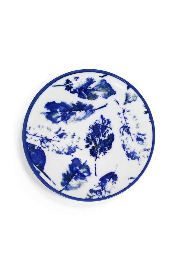 Chi Chi Home Leaf Pino 24 Parça Yemek Seti Tabaklar 4