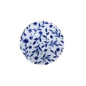 Porland Blue Desen 2 Ergonomik Çay Tabağı 12 Cm Bardaklar
