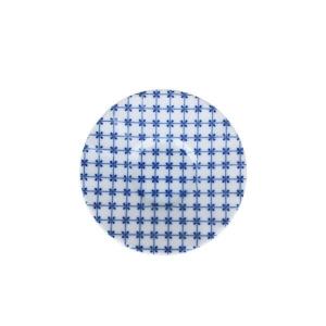 Porland Blue Desen 3 Ergonomik Çay Tabağı 12 Cm Bardaklar