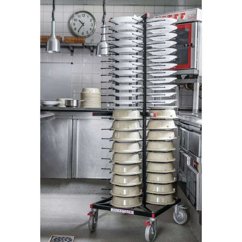 jackstack plate rack 88 plates js088