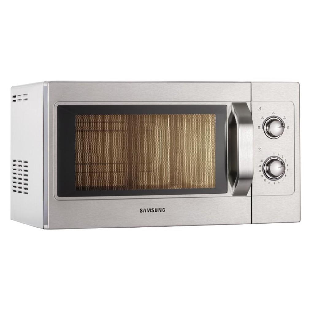 samsung 1100w light duty microwave oven cm1099
