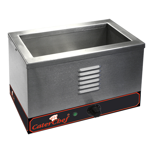 Illustratie: foto van CaterChef bain-marie 1/3 GN 688025