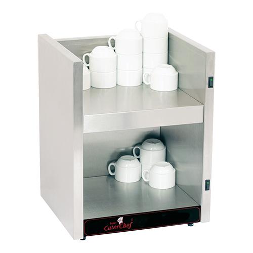 Illustratie: foto van een koppenwarmer van het merk CaterChef.