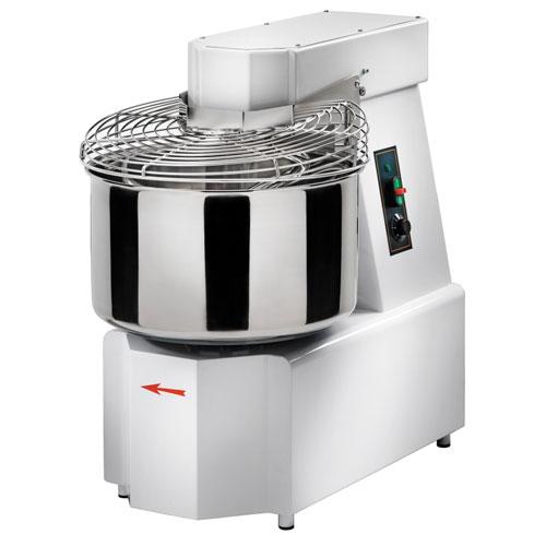 Illustratie: foto van S20 mengkneedmachine van GAM met 750 Watt motor.