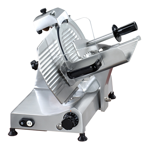 Illustratie: foto van de schuine snijmachine van Mach met 220 mm mes.