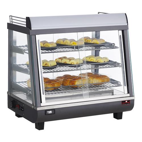 Warmhoudvitrine roller grill 688078 688078