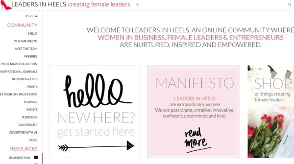 leaders-in-heels