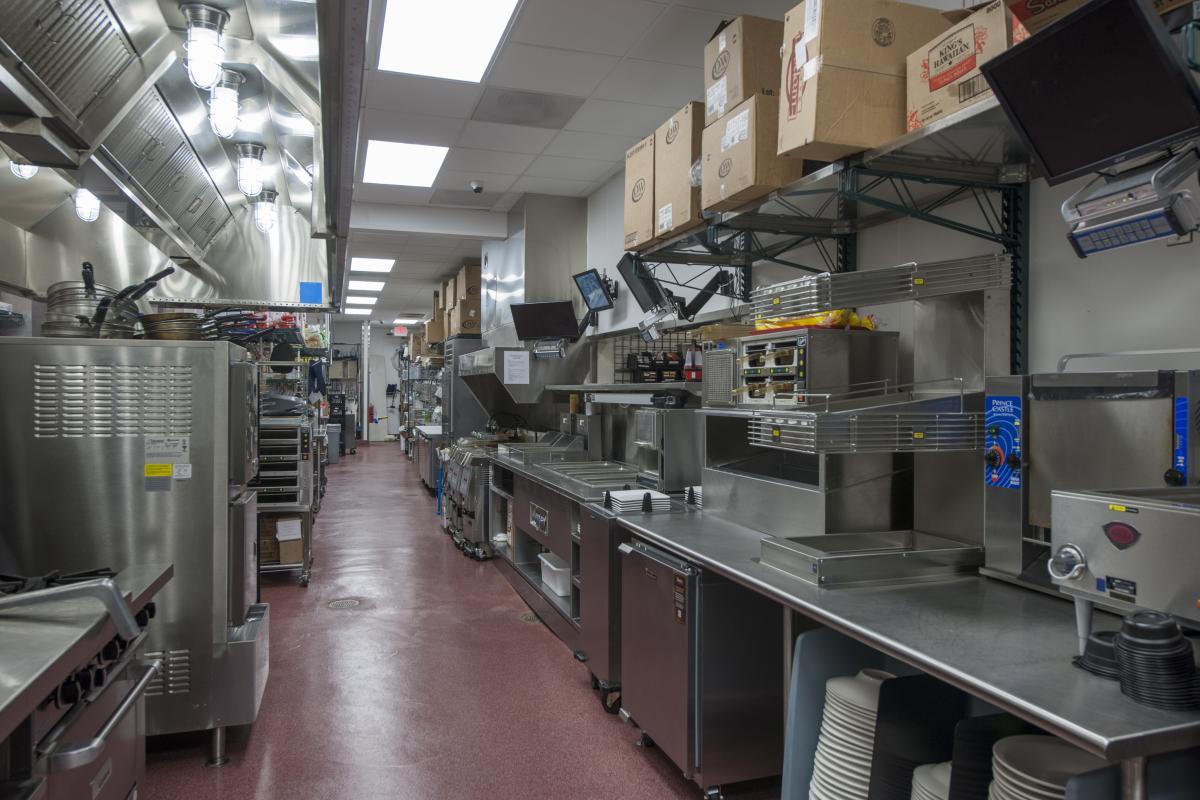 Kitchen Renovation Open Concept
