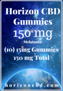 CBD Gummies 15 MG with Melatonin