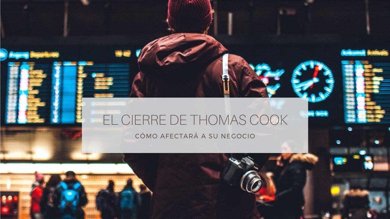 Cierre Thomas Cook en Canarias