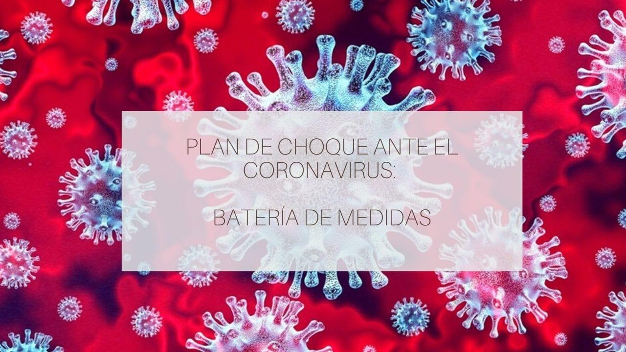Coronavirus: Plan de Choque