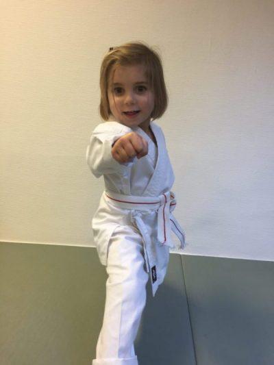 Sport de combat enfant