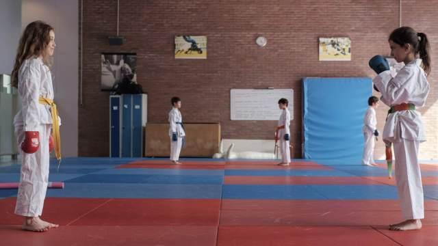 Cours Kumité Karate