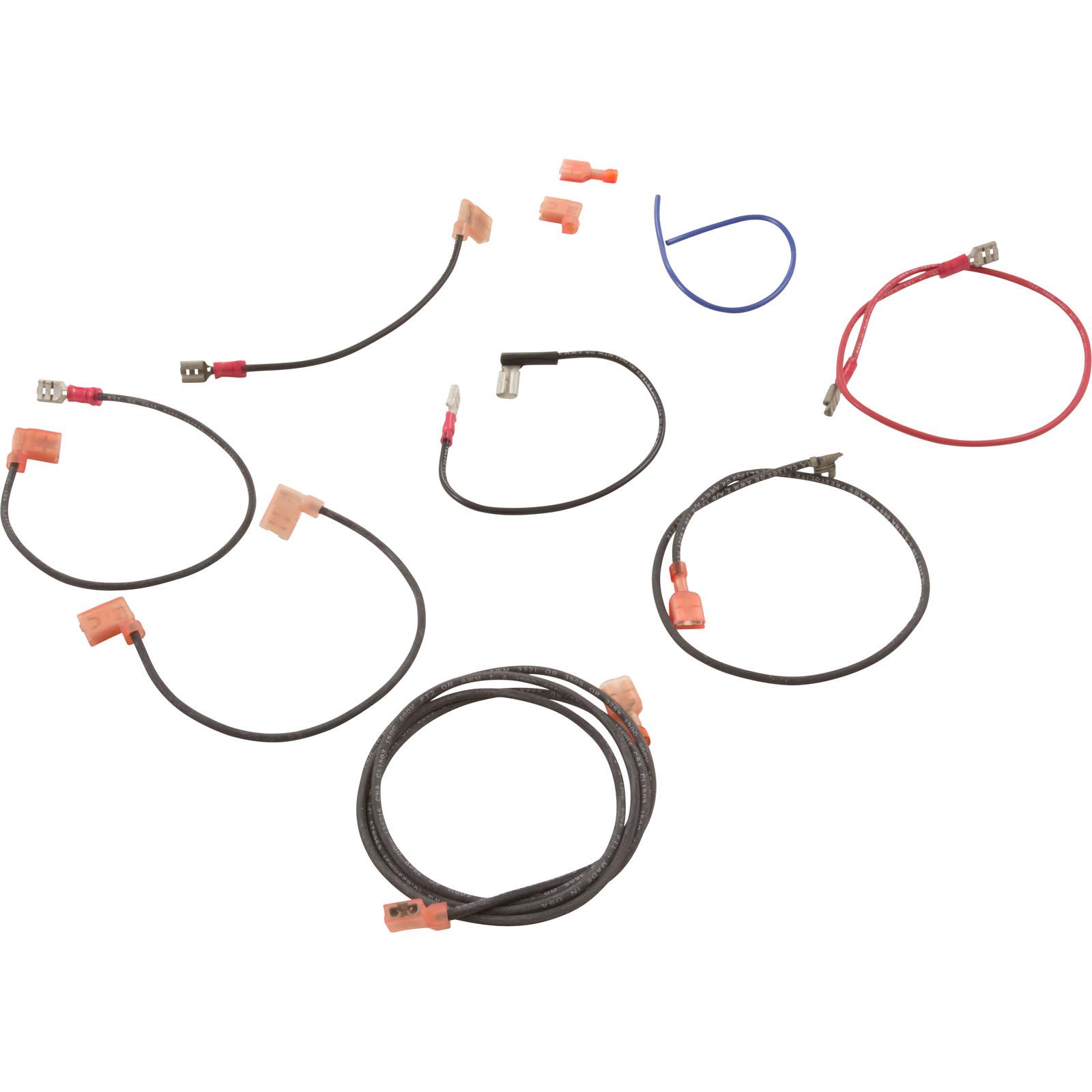 Wiring Harness, Raypak, Model 155, Millivolt 840891006985