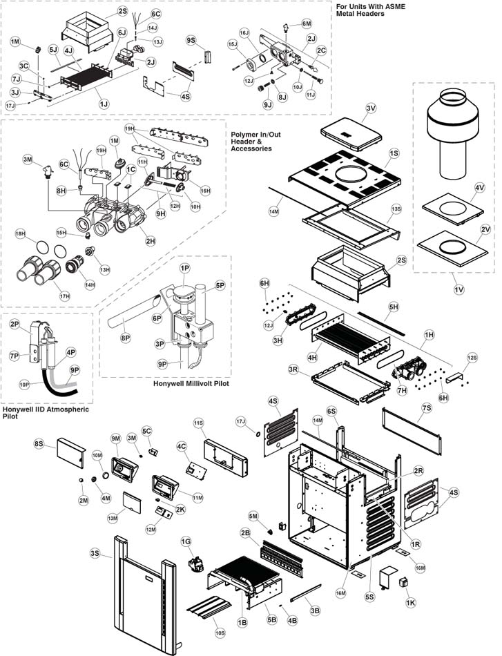 Horizon Spa & Pool Parts, Inc.