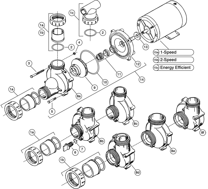 Whirlpool Parts: Vico Whirlpool Parts