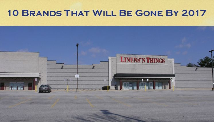 Linens` Things and CompUSA