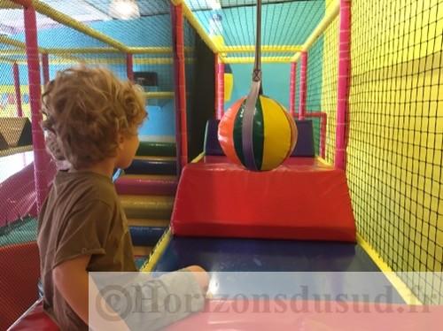 Kid's city Montpellier ballon