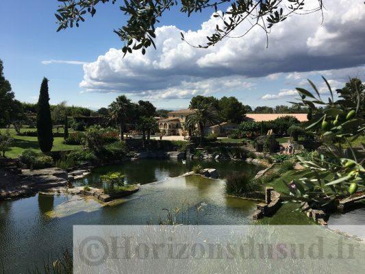 Jardin de saint adrien à visiter dans lhérault 34