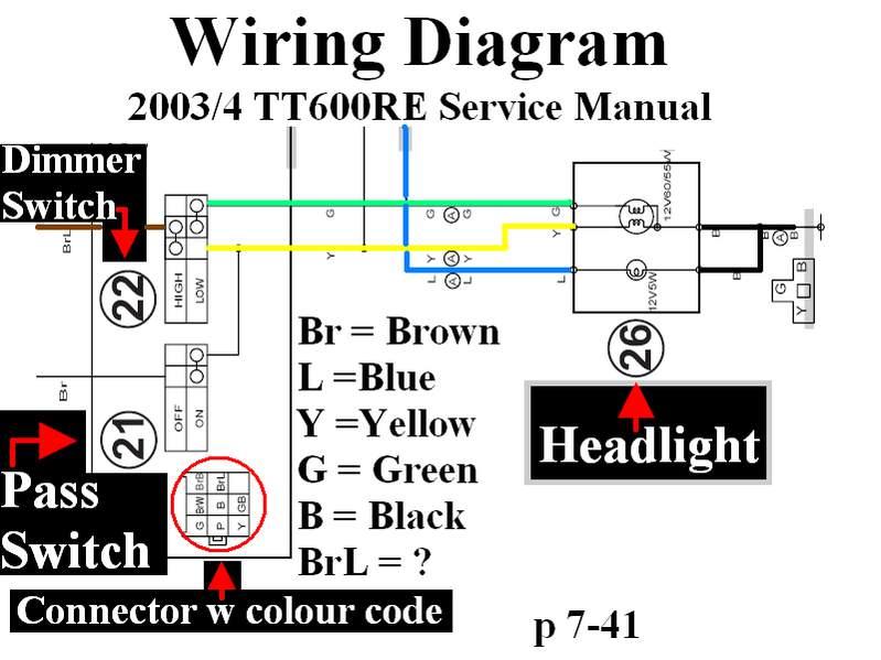 96 honda shadow 1100 wiring diagram