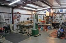 Wood-workshop
