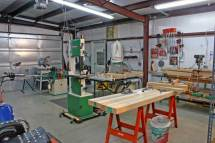 Garage Woodworking Shop Layout Ideas