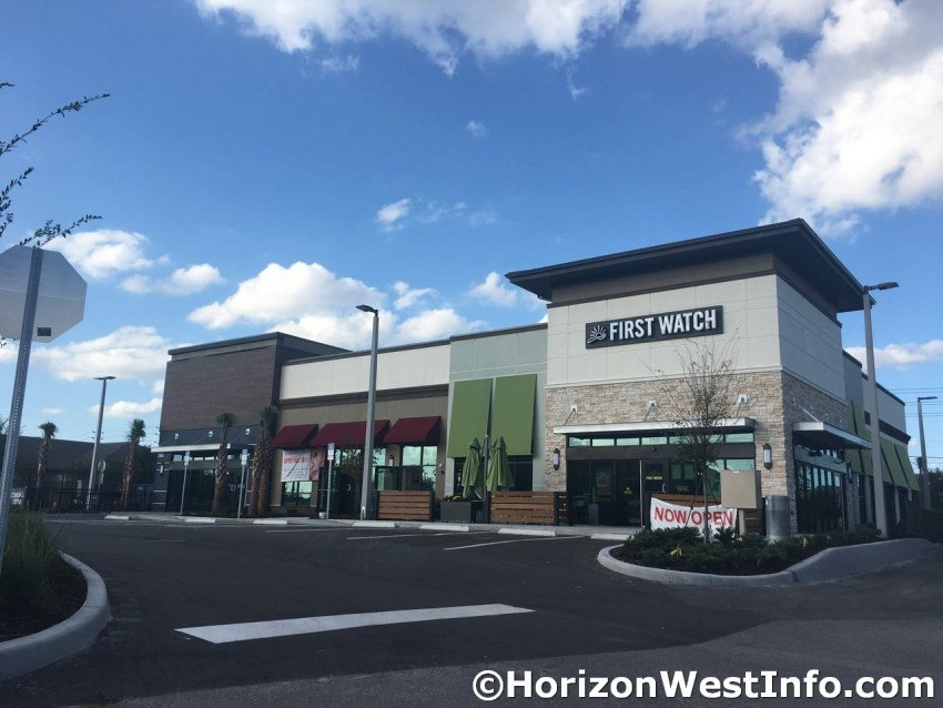 Lakeside Village Update: First Watch Opens, Starbucks Opening Soon