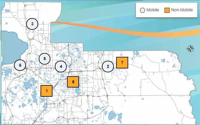 Orange County COVID-19 Testing Sites