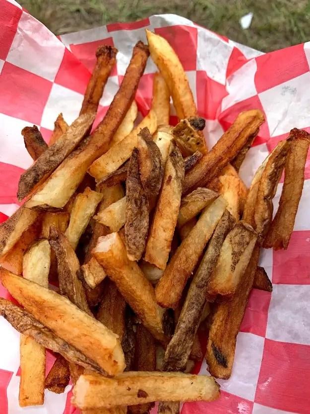 Hamlin Fair French Fries