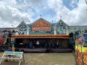 Hamlin Fair Haunted Mansion