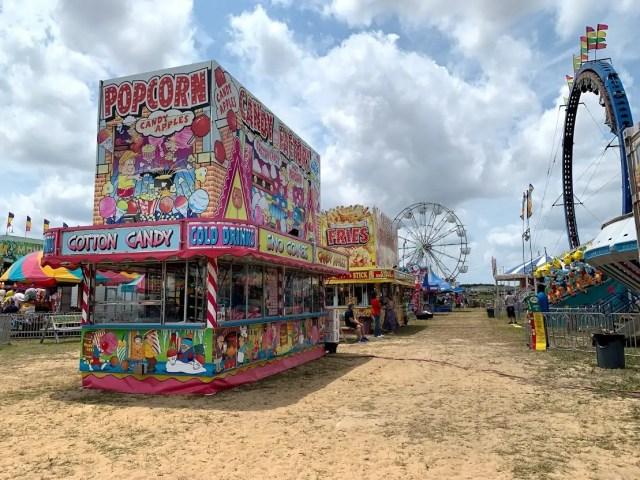 Hamlin Fair Midway