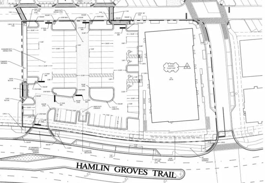 Hamlin - Building J