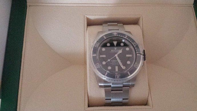 [VERKOCHT] ROLEX submariner no date 114060 - Horlogemarkt (archief) - Horlogeforum.nl - het forum voor liefhebbers van horloges