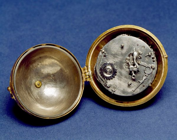 German Spherical Table Watch Melanchthon's Watch